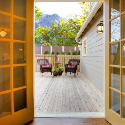 french doors for new home utah
