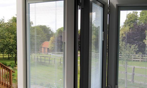 Enclosed Window Treatments