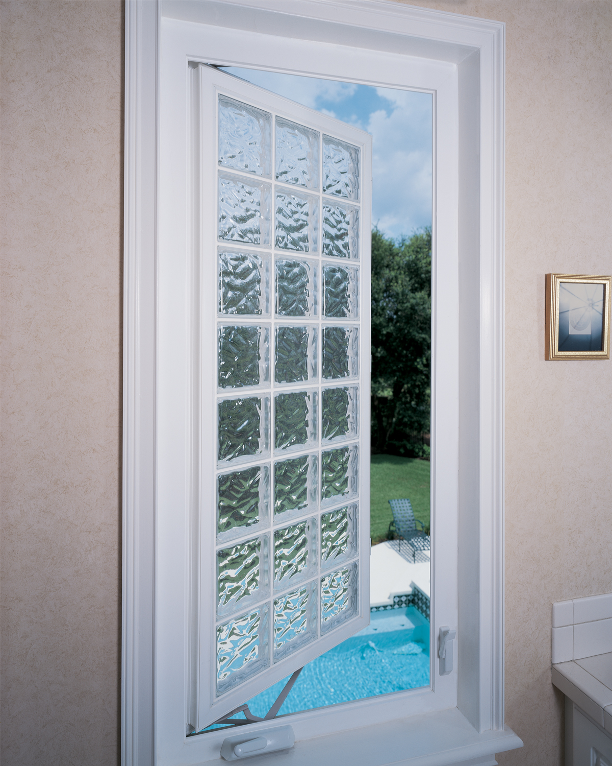 glass block window trends for today s homes