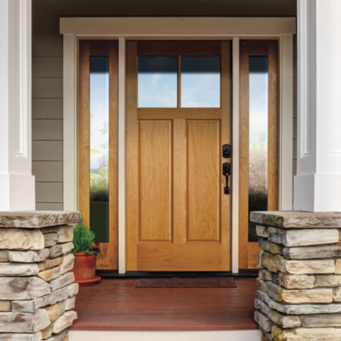 wood exterior doors for projects in orem utah