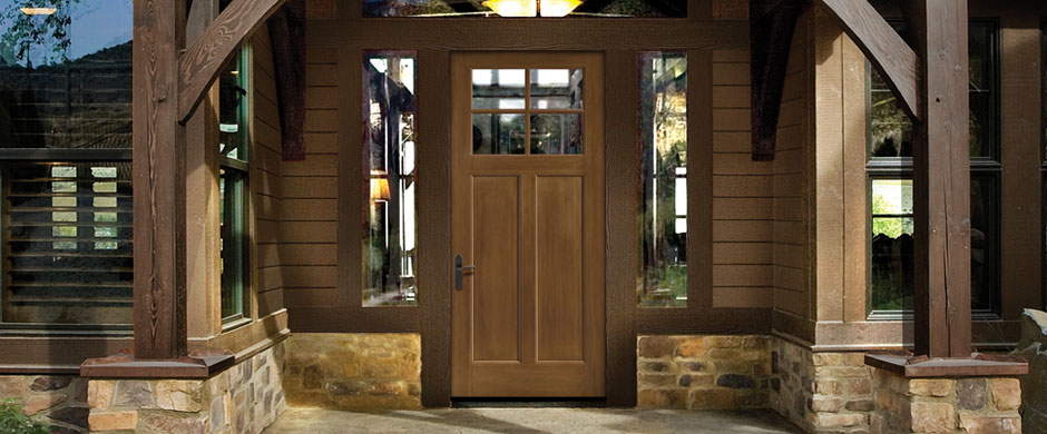 Craftsman Style Doors Utah Rocky Mountain Windows Amp Doors