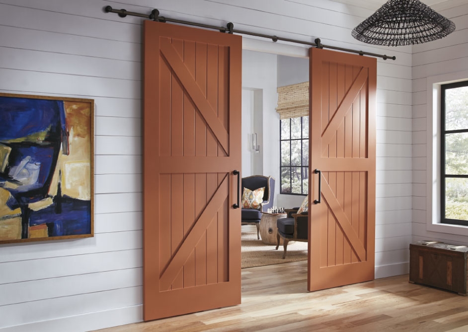 interior barn doors in utah