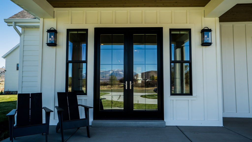 Aluminum Clad Exterior Doors Utah Rocky Mountain Windows Doors