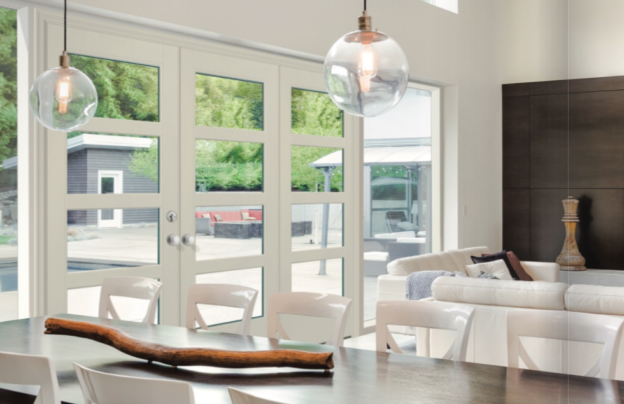 French Doors to Update your home's style & Ambiance