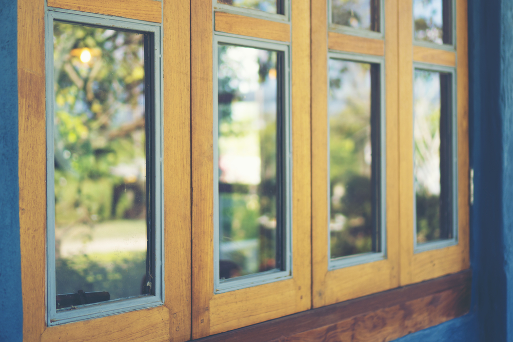 coffee cafe window
