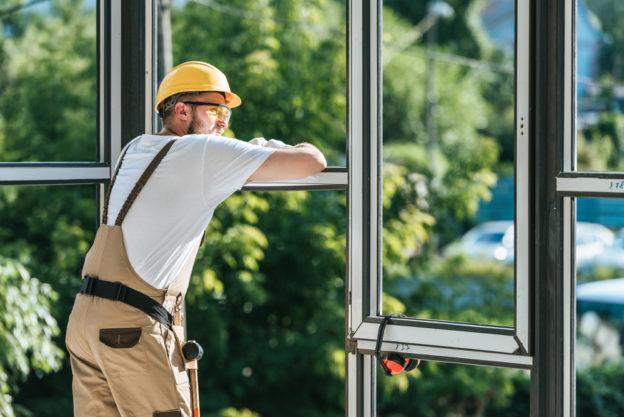 how long window installation