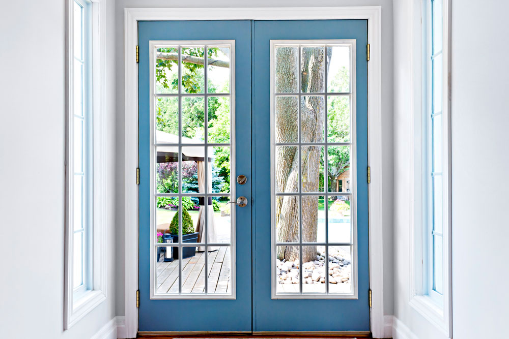 Updating patio doors for your Utah home
