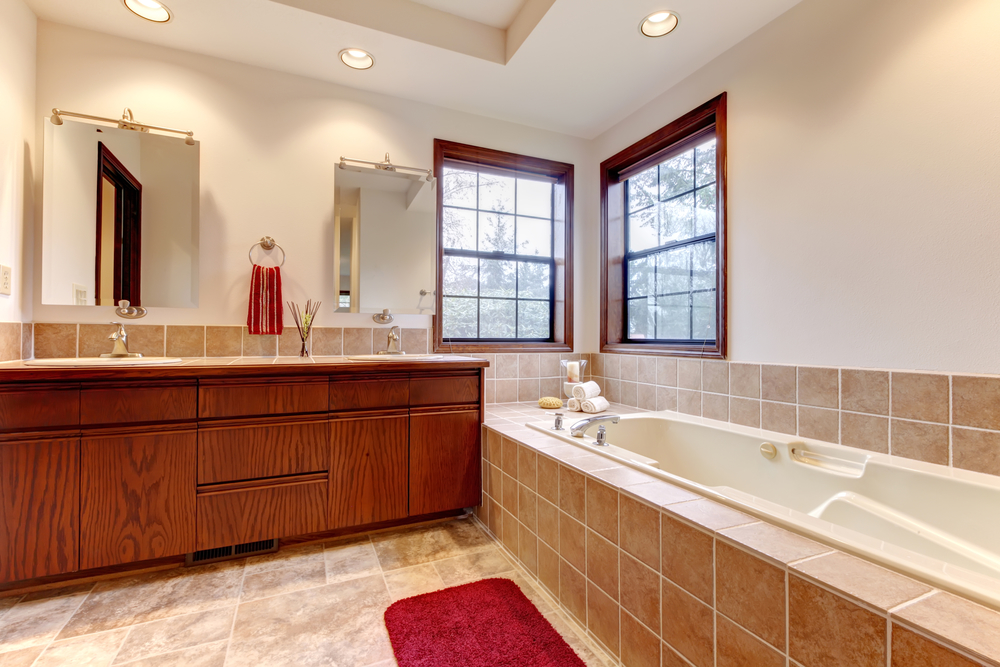 Choosing bathroom windows for your Utah home