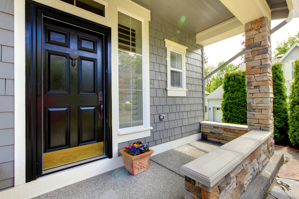 How to select a new front door