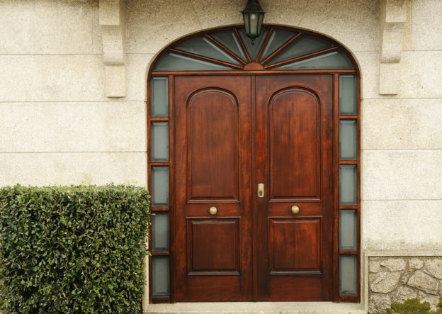 How much are wood doors?